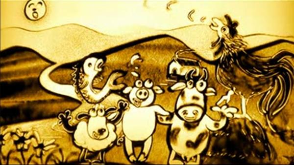 禾丰20周年沙画宣传片