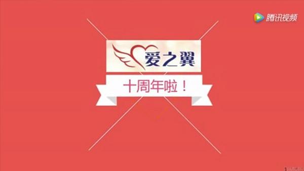 """禾丰""""爱之翼""""基金会成立十周年"""