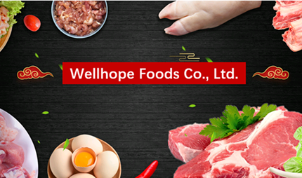 Wellhope Foods Co., Ltd., the new company name officially put into use